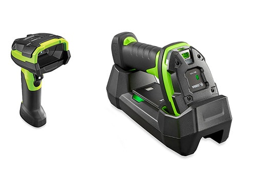 Zebra DS3678-SR Ultra Rugged 2D-Barcodescanner - Standard Range