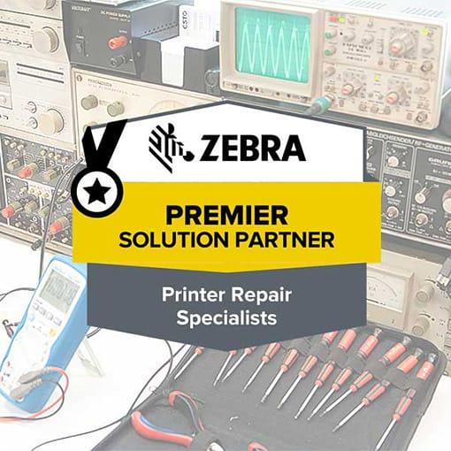 Zebra Etikettendrucker Reparatur