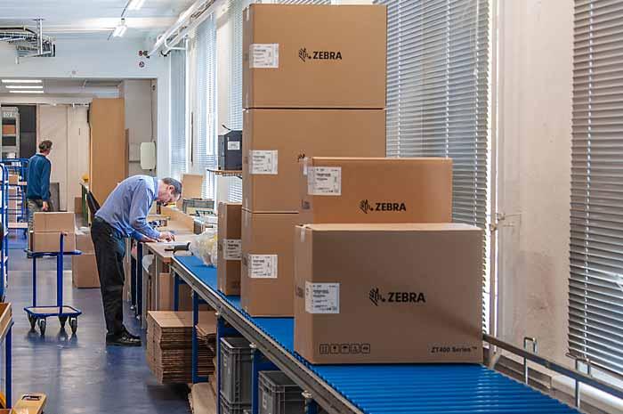 Lager und Versand ESTO IndustrieTechnik Stoltzenburg GmbH, B2B Vertrieb und Großhandel