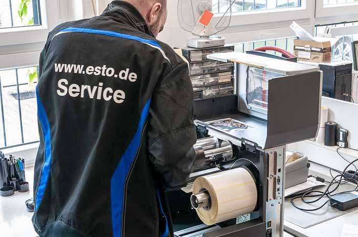 Vor Ort Service von ESTO Industiretexhnik Stolzenburg GmbH