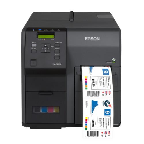 EPSON Farbetiketten Drucker