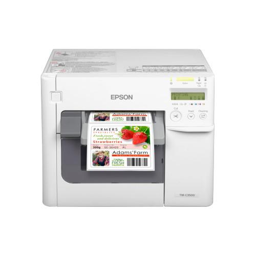 Etikettendrucker EPSON Farbdrucker tm-c3500